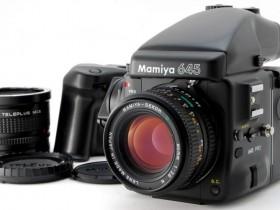 完美的紧凑型中画幅单反相机—玛米亚645 Pro