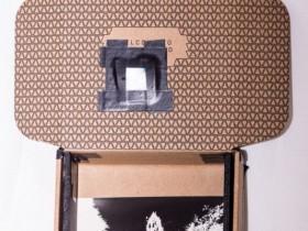 如何用包装盒自制针孔相机?!