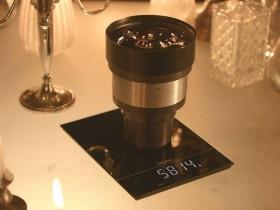 X光机专用蔡司R-Biotar 100mm f/0.73镜头解析