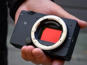 适马Foveon传感器的红外线阻隔滤镜可移除?!