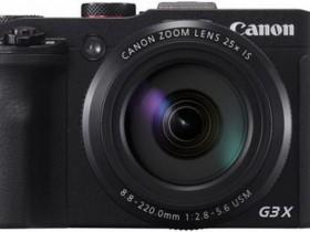 佳能G3X Mark II相机将于2021年正式发布