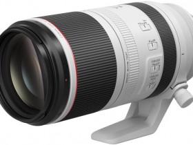 佳能正式发布RF 100-500mm F4.5-7.1 L IS USM镜头和RF 1.4x、2x增倍镜
