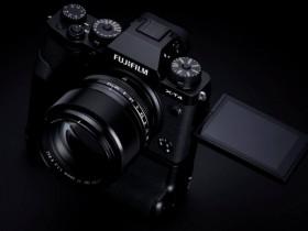 富士发布X-T4相机和XF 16-80mm F4 R OIS WR镜头升级固件