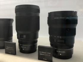 尼康21日将与Z5相机一起发布3只无反新镜头