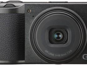 理光正式发布GR III相机升级固件