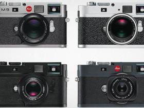 徕卡M9相机所配备的CCD传感器已停产