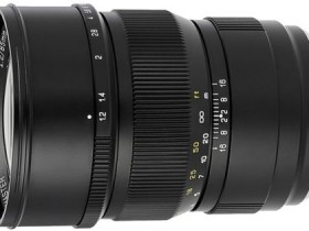 中一光学正式发布适用于佳能RF、尼康Z卡口的Mitakon Speedmaster 85mm F1.2镜头