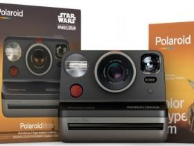 """宝丽来正式发布以""""曼达洛人""""为主题的Mandalorian Polaroid Now即时相机"""