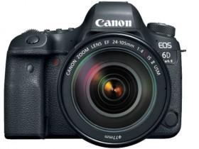 佳能发布EOS 6D Mark II相机1.1.0版本升级固件