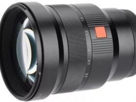 唯卓仕发布85mm F1.8 II镜头1.0.7版本升级固件