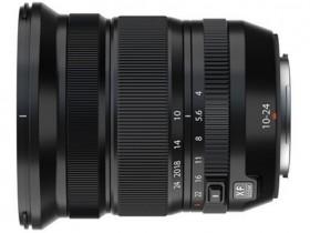 富士正式发布XF 10-24mm F4 R OIS WR镜头