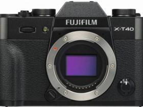 富士将于2021年春季发布X-T40相机