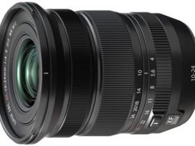 富士XF 10-24mm F4 R OIS WR镜头规格曝光