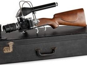 这款罕见的徕卡来福枪相机拍卖估价高达160万至200万元