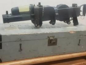 一款二战时期的机枪型相机拍卖估价高达4万元