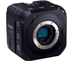 松下LUMIX DC-BGH1相机外观照曝光