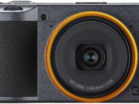 理光正式发布GR III Street Edition街拍版相机