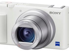 索尼推出白色款ZV-1相机