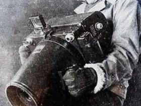 仙童K-17相机在二战期间被用于高空侦察拍摄