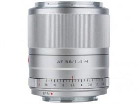 唯卓仕正式发布56mm F1.4镜头