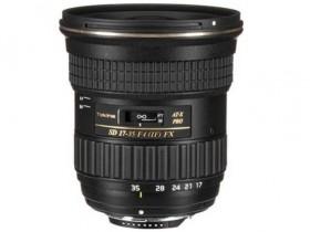 图丽正式发布17-35mm F4 AT-X Pro FX镜头