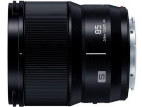 松下正式发布LUMIX S 85mm F1.8镜头