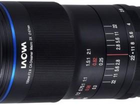 长庚光学正式发布可适用于宾得K卡口的老蛙100mm F2.8 2x Ultra Macro APO镜头