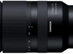腾龙即将发布17-70mm F2.8 Di III-A VC RXD镜头