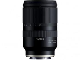 腾龙17-70mm F2.8 Di III-A VC RXD镜头规格曝光