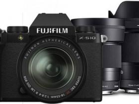 适马将于2021年发布三款适用于富士X卡口的镜头