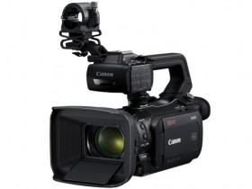佳能发布XA40、 XA45、 XA50、XA55、XF400、XF405摄像机新版升级固件