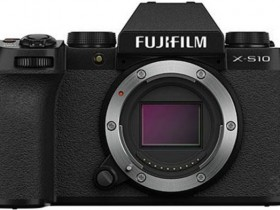 富士发布X-S10相机1.02版本升级固件