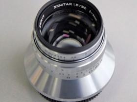 泽尼特即将发布50mm F1.5镜头