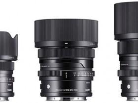 适马正式发布24mm F3.5、 35mm F2、65mm F2 DG DN|Contemporary镜头