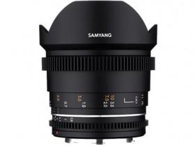 三阳正式发布14mm T3.1 VDSLR Mk II镜头
