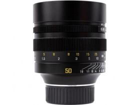 中一光学正式发布适用于徕卡M卡口的MitakonSpeedmaster 50mm F0.95镜头