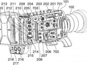 佳能申请全新C700机型摄像机专利