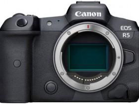 佳能将于2月发布EOS R5相机新版升级固件