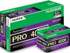 富士35mm、120规格的Pro 400H胶卷将正式停产