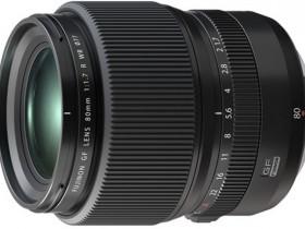 富士正式发布GF 80mm F1.7 R WR镜头
