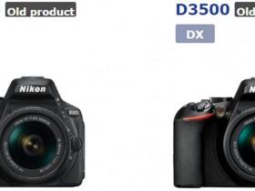 尼康D5600、D3500相机现已停产