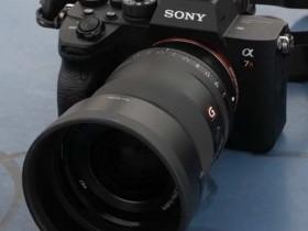 索尼将于1月13日发布FE 35mm F1.4 GM镜头