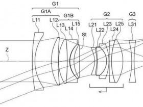 富士申请XF 35mm F1.4 R镜头专利