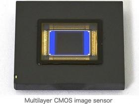 尼康研发1英寸1782万像素堆叠式CMOS图像传感器