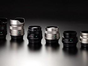 理光正式发布HD PENTAX-FA31mm F1.8 Limited、HD PENTAX-FA43mm F1.9 Limited、HD PENTAX-FA77mm F1.8 Limited限量版镜头