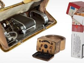 七款罕见的前苏联克格勃间谍相机!