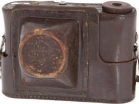 这款苏联克格勃间谍相机拍卖估价高达13000元
