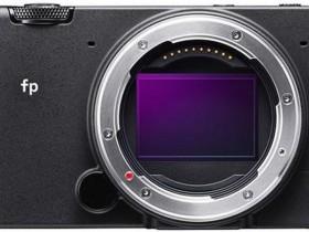 适马fp L相机规格曝光