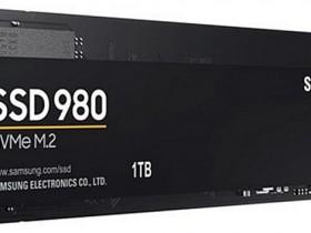 三星正式发布NVMe 980固态硬盘
