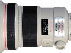 佳能EF 200mm F2L IS USM镜头现已停产